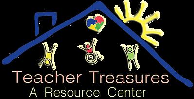 Teacher Treasures Logo