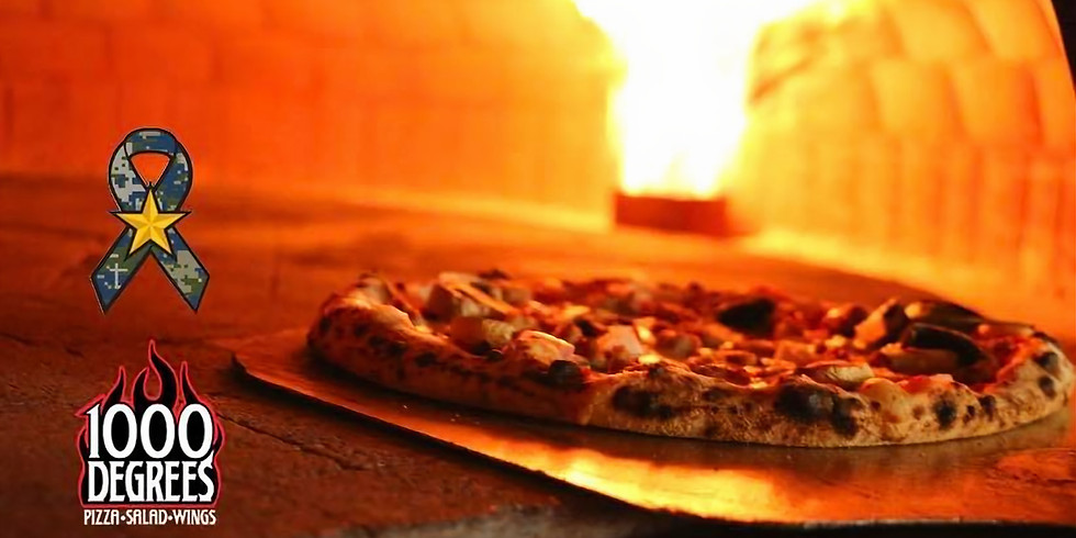 Spirit Night - 1000 Degree Pizza