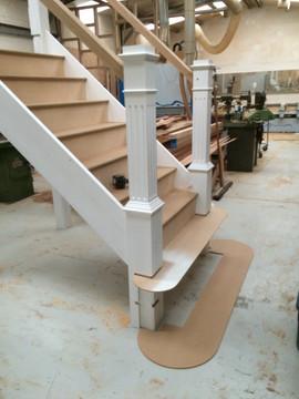 Jon Dyer Home Stair 5.8.15 001.JPG