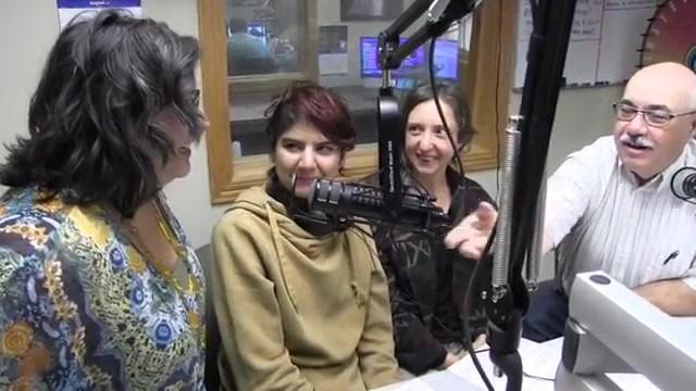 KNEB radio interview