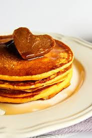 Healthy Pumpkin Pancake Recipe Made With Coconut Flour