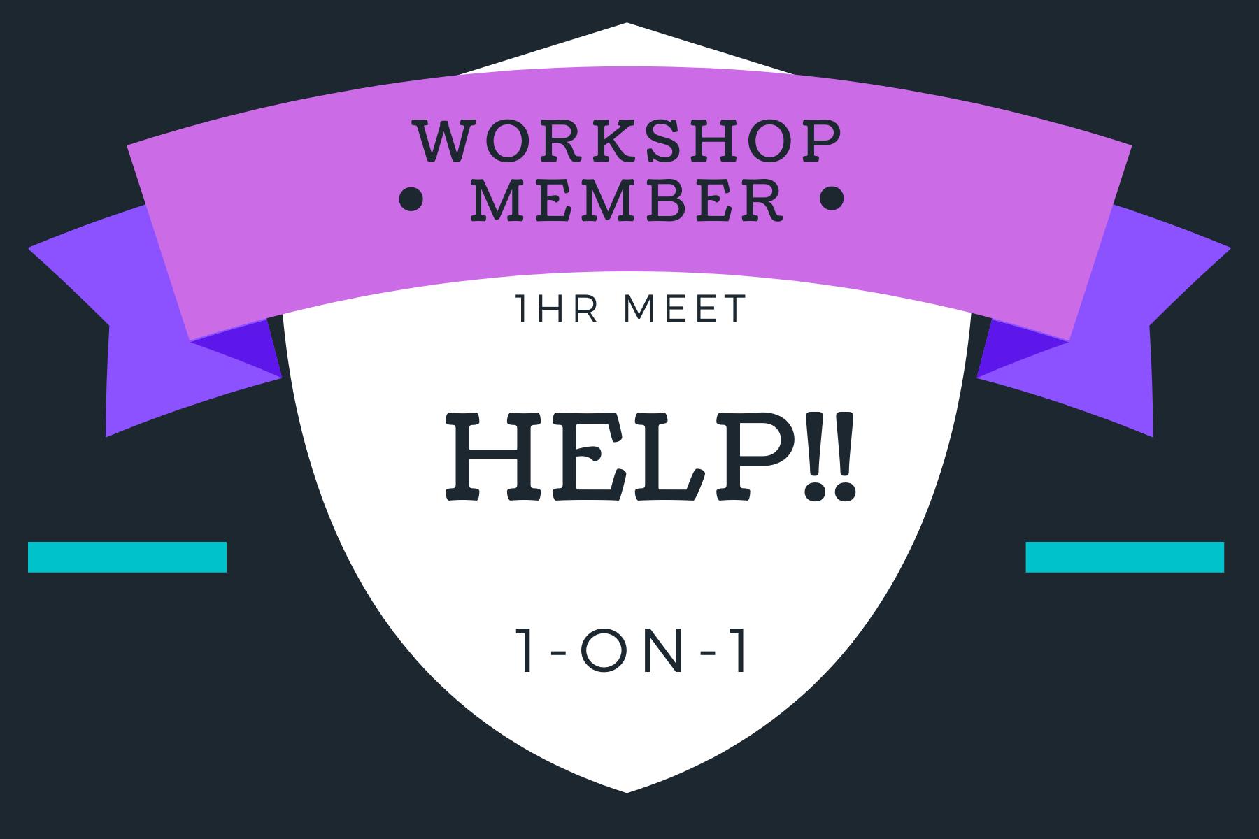 Workshop 1-on-1