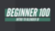 Blender 100 Course