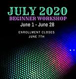 June 2020 Beginner Workshop