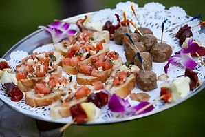 Butlered Hors d'oeuvres