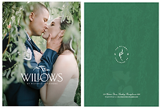 The Willows Bridal Book