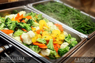 Buffet Vegetables