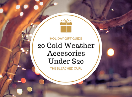 20 Cold Weather Accessories Under $20