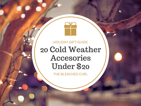 20 Cold Weather Accessories Under $20