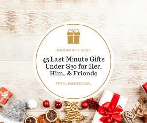 Last minute gifts, last minute christmas gifts, christmas gifts, gift ideas