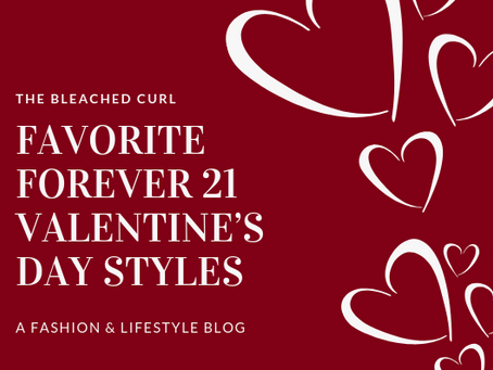 The Best Styles from the Forever 21 Valentine's Day Shop