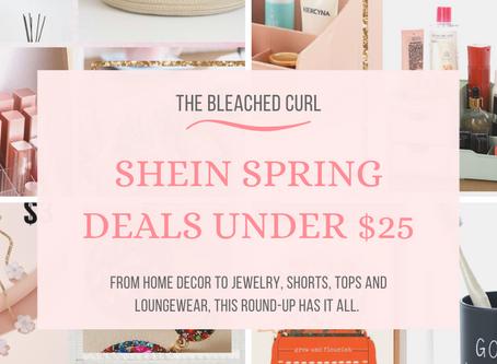 Shein Spring Deals Under $25