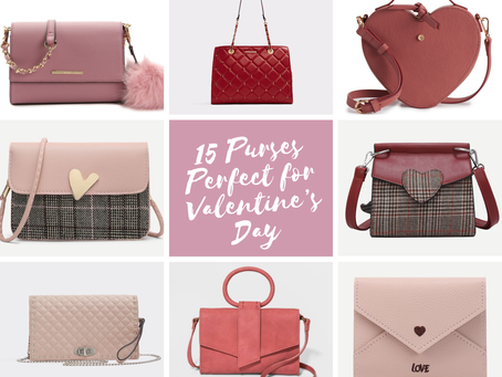 15 Purses to Style into the Perfect Valentine's Day Look