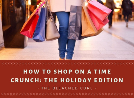 How to Shop on a Time Crunch