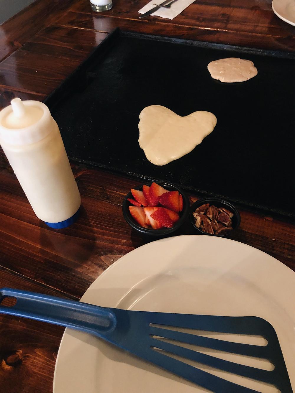 Backwater Melbourne FL pancakes