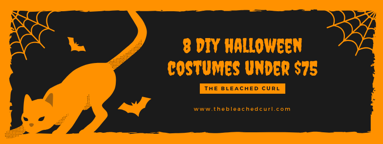 DIY Halloween, Halloween costumes, halloween, the bleached curl