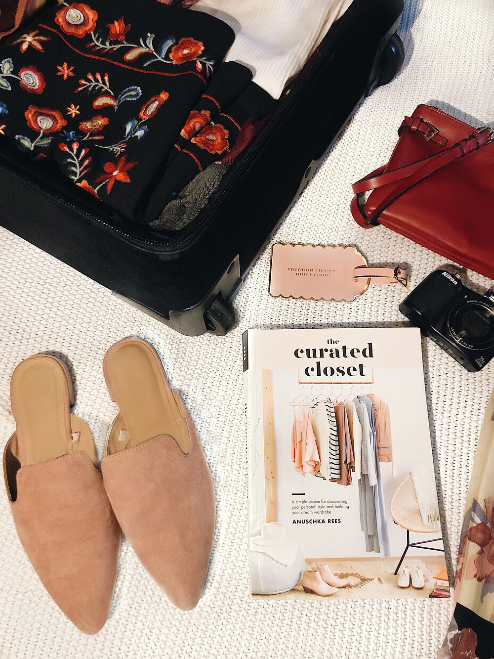Travel, suitcase, packing