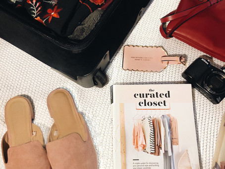 Travel Packing 101: A Personal Guide on How to Maximize Your Suitcase Space