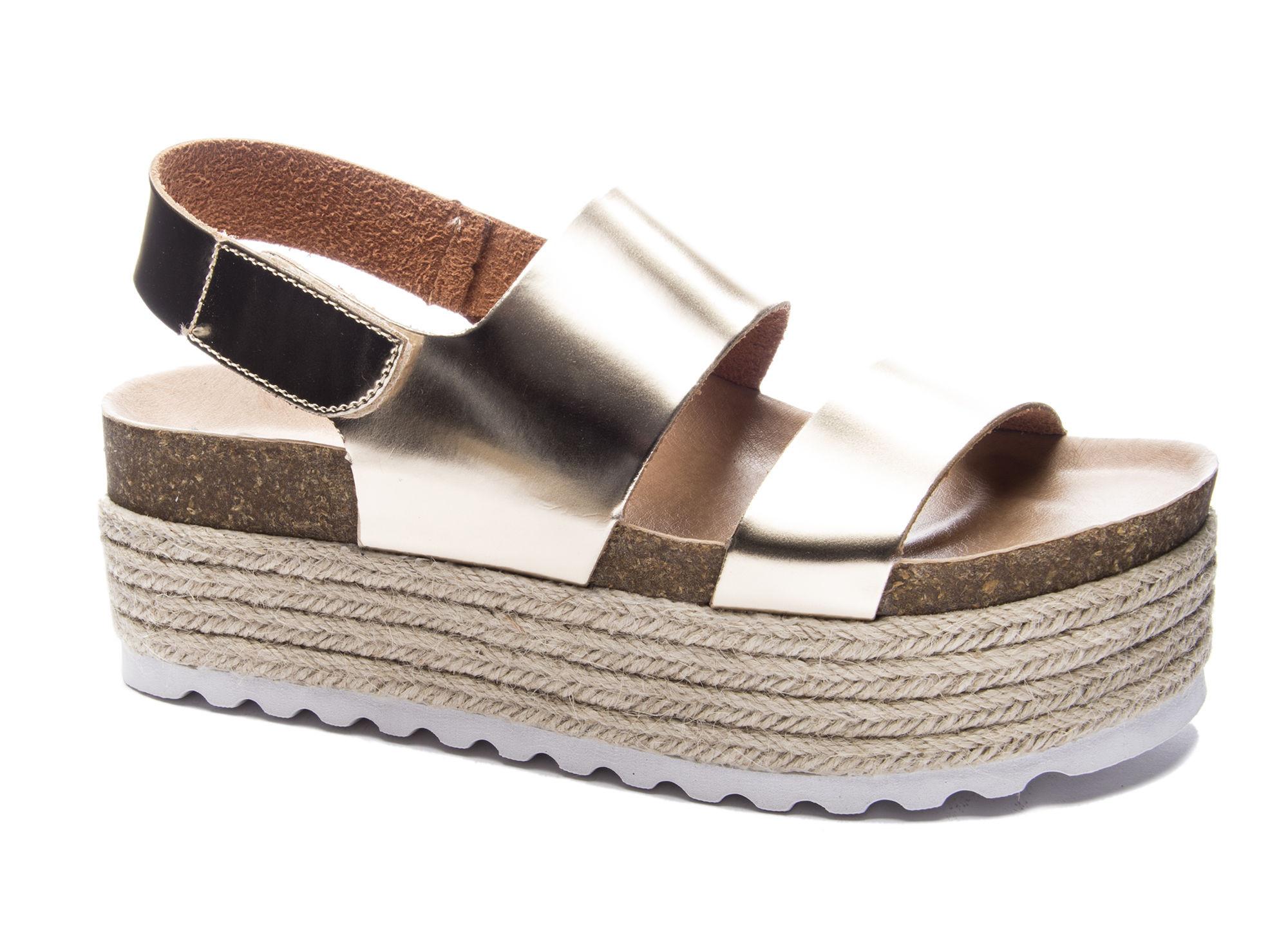 Peyton Platform Sandal - $49.95