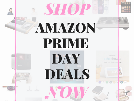 Amazon Prime Day Round-Up