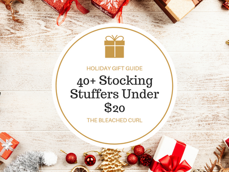 40+ Stocking Stuffers Under $20