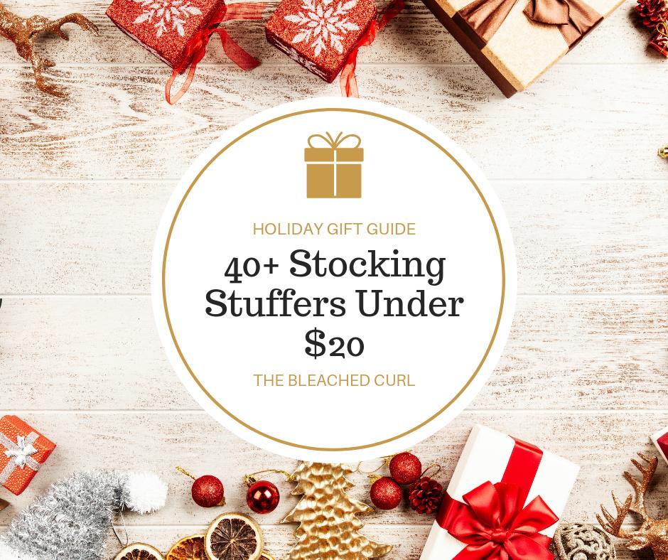 40+ stocking stuffers under $20