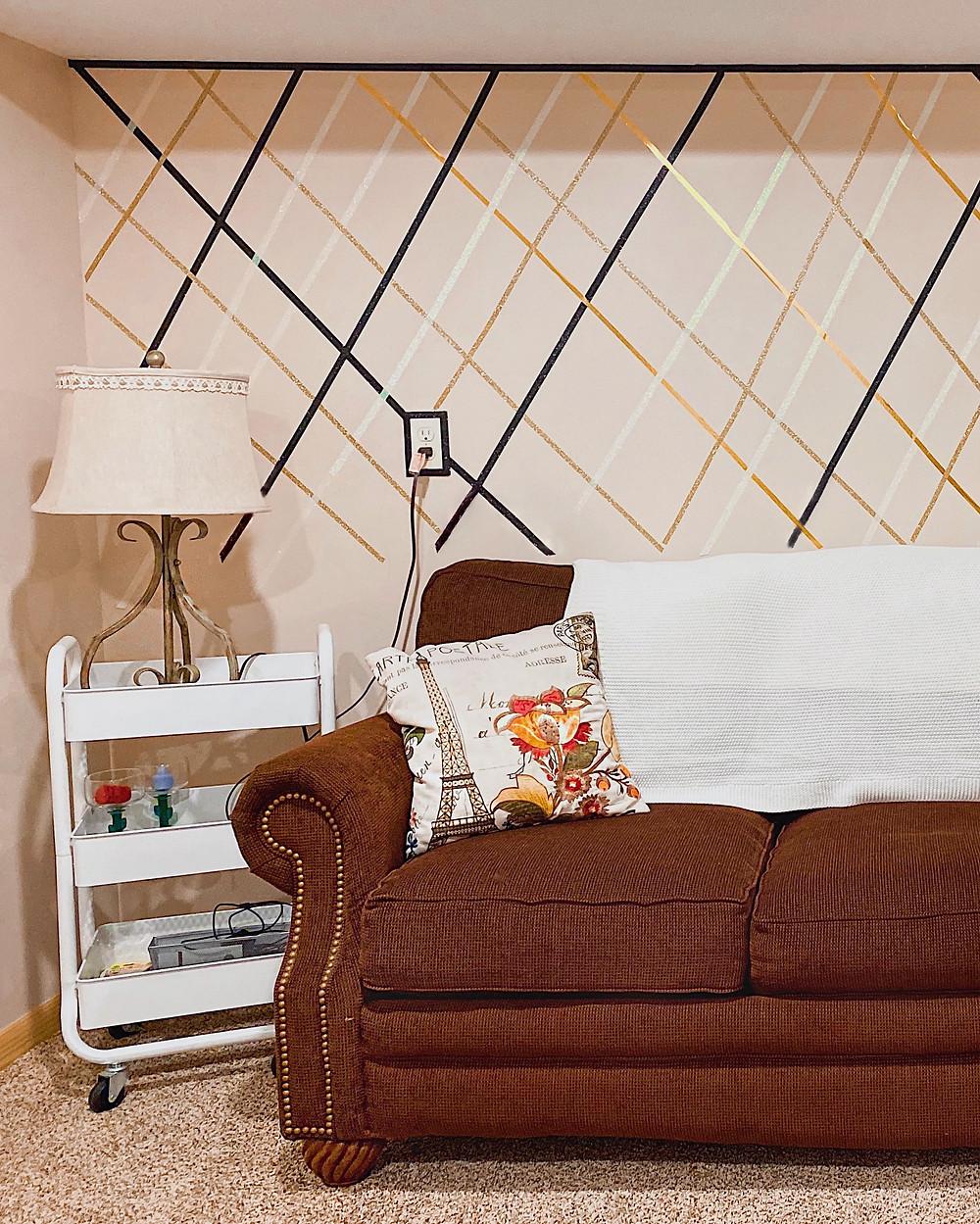 Diy wall renovation, home, interior design