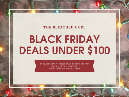 2019 Black Friday Deals Under $100