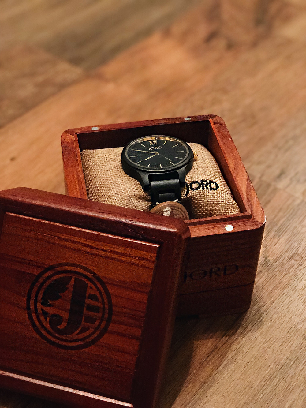 JORD watch, holiday, gift
