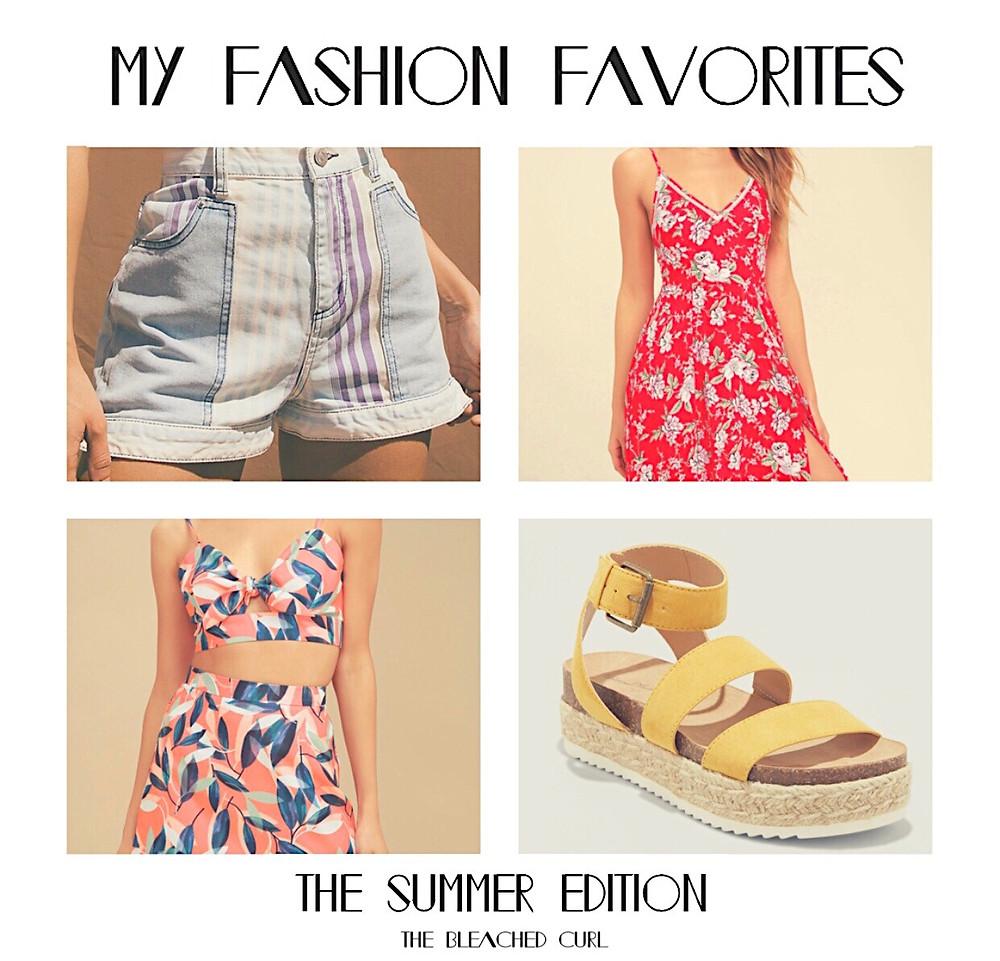 My Fashion Favorites