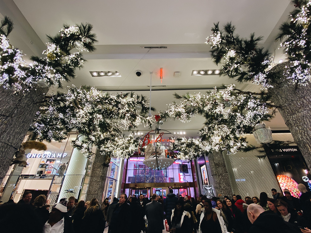 Macy's in Herald Square, NYC