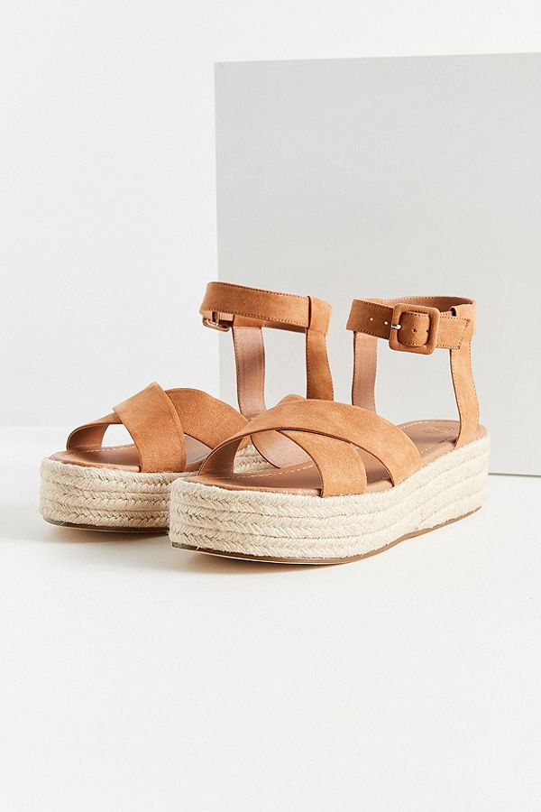 Cora Flatform Espadrille Sandal- $59