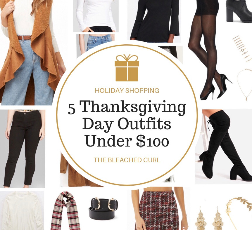 Thanksgiving Day Outfits Under $100, holidays, outfits, thanksgiving outfits, ootd