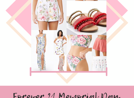 Forever 21 Memorial Day Weekend Sales (You Won't Want to Miss This!)