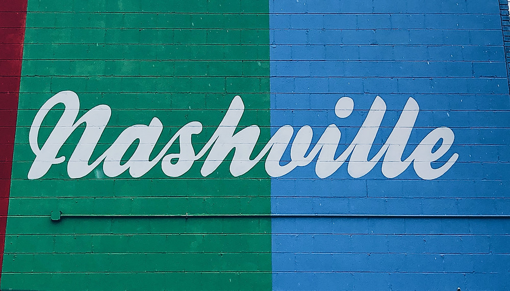 Nashville, TN Mural