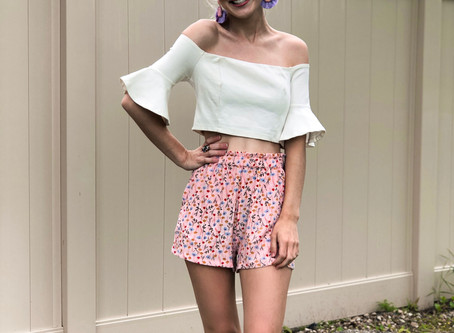 Summer Edit: High-Waisted Shorts Under $30