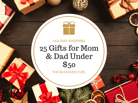 25 Gifts for Parents Under $50