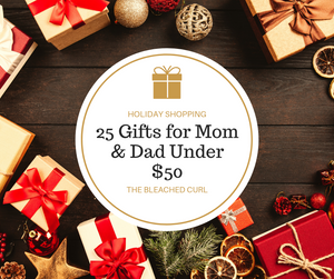 25 gifts for mom and dad under $50