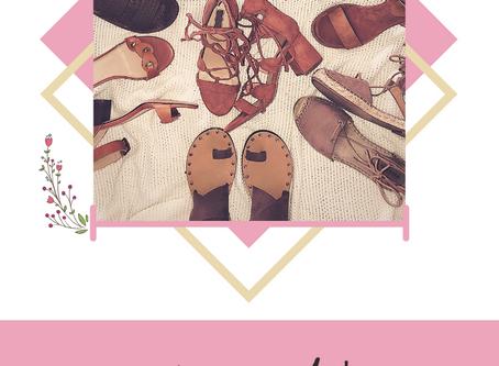 My Favorite Sandals for Spring Under $50