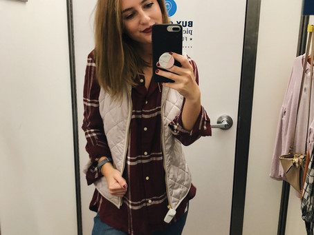 Old Navy Try-On Haul
