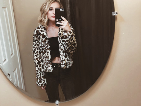 The Leopard Look