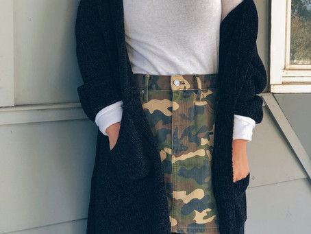 Re-Inventing Summer Pieces as Fall Statements