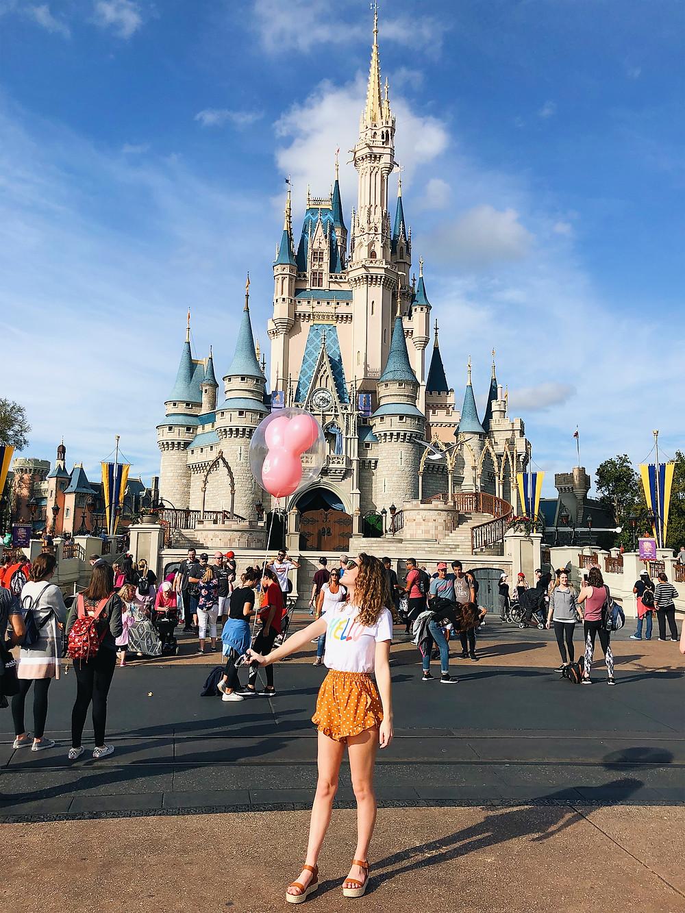 Disney's Magic Kingdom, Abby Graf