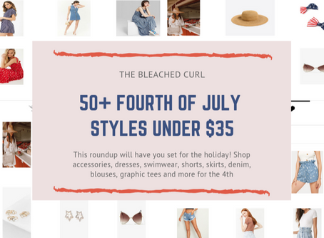 Fourth of July Styles Under $35