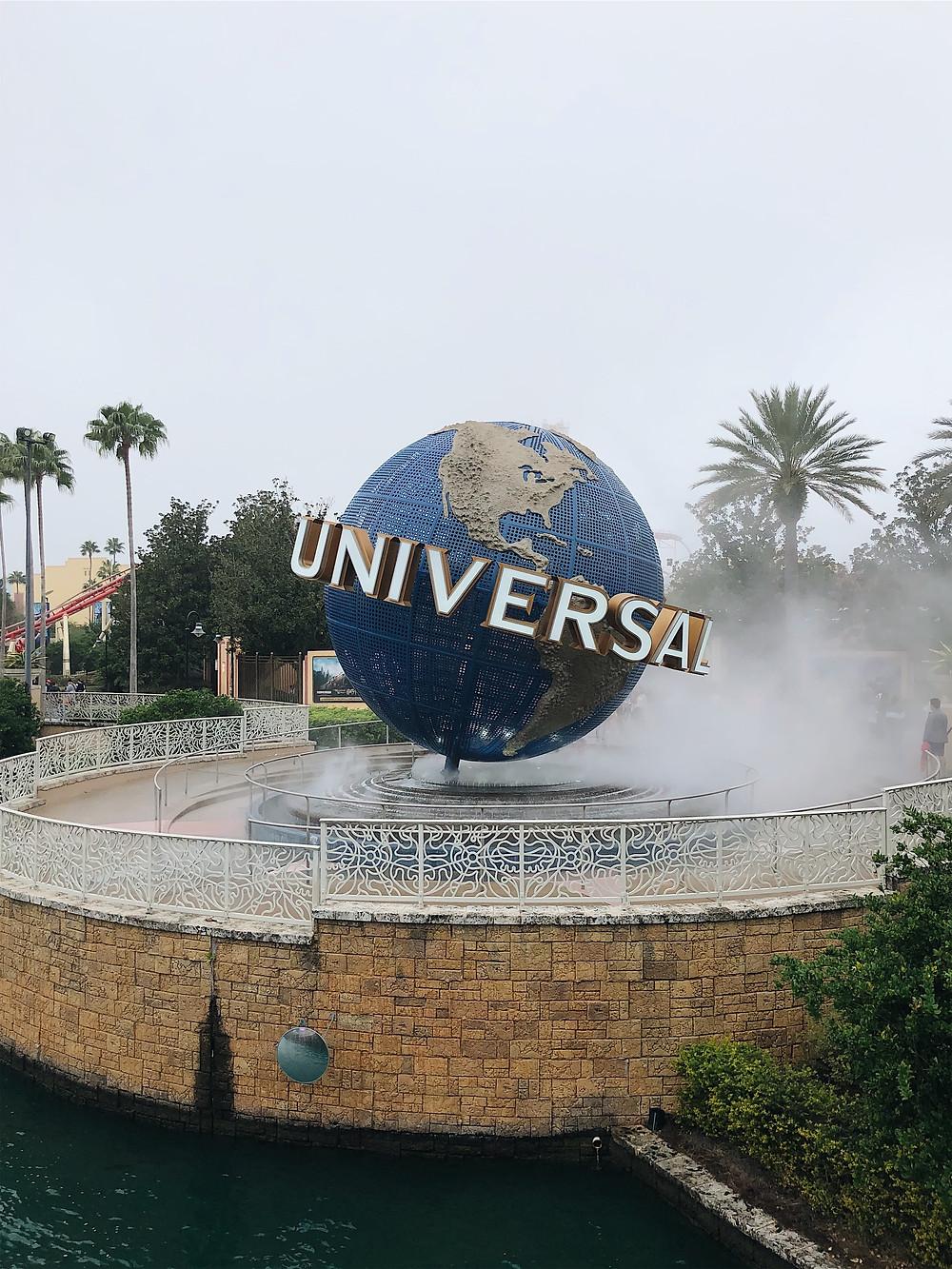 Universal Studios Theme Parks