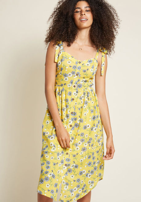 Alfresco Mini Sundress - $89