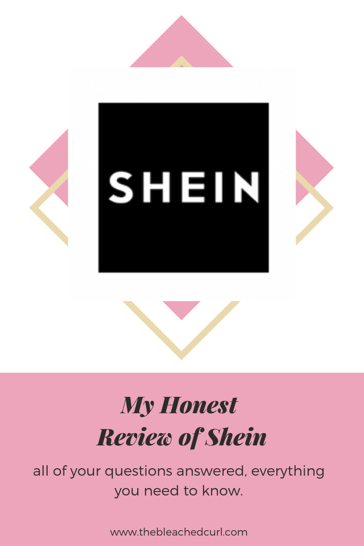 honest review of shein