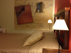 Chambre du Puits by night