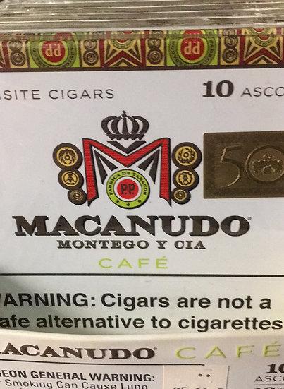 MACANUDO ASCOTS cafe 10pk