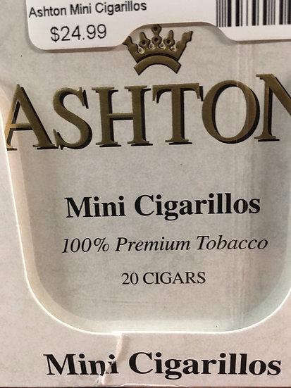 Ashton Mini Cigarillos 20pk